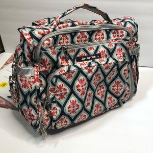 Jujube diaper bag back bag